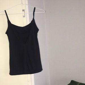 SPLITS 59 OPEN BACK TANK // SIZE S